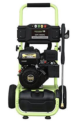 Green-Power America GPW2600 Pressure Washer, Green