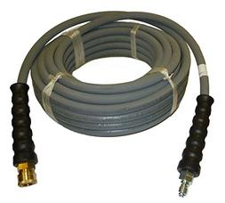 "4000 PSI Grey 3/8"" x 50 FT 1 Layers of High Tensile Wire Bra"