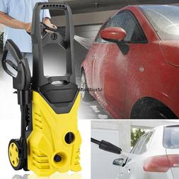 High Powered Electric Pressure Washer 3000 PSI Flat or Jet W
