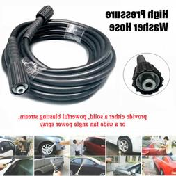 High Pressure Car Power Washer Replacement Hose 4000PSI 26ft