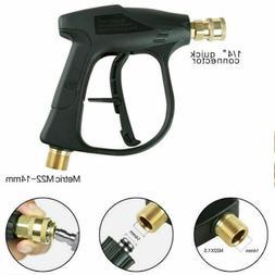 High Pressure Car Yard Washer Gun Water Jet 3000 PSI For Pre
