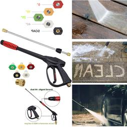 High Pressure Gun Power Washer Wand Extension Replacement Ac