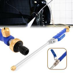 High Pressure Power Car Washer Spray Nozzle Hose Wand Attach