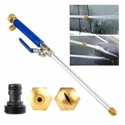 High Pressure Power Washer Water Spray Gun Nozzle Wand Attac