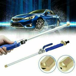 High Pressure Power Washer Water Spray Gun Wand Attachment J