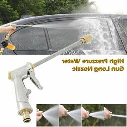 High Pressure Power Washer Water Spray Gun Wand Jet Nozzle f