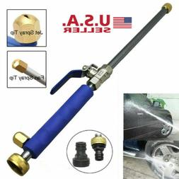 high pressure power washer water spray gun