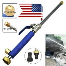 High Pressure Power Washer Water Spray Gun Wand For Car Gard