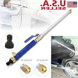 High Pressure Power Washer Water Spray Gun Garden Hose Nozzl
