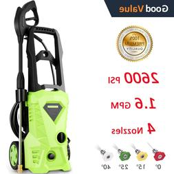 High Pressure Washer Cleaner 3000 PSI Gas Power Portable Pow