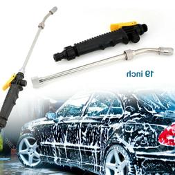High Pressure Washer Jet Power Spray Nozzle Water Hose Wand