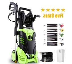 Homdox Electric Pressure Washer Power Washer, 2880 PSI 1.7 G