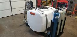 Honda Powered HD Spot Free Pressure Washer Skid - All Alumin