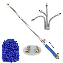 Hydro Jet Power Washer Wand – High Pressure Water Hose Att