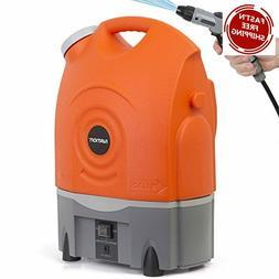 Ivation Multipurpose Portable Spray Washer Water Tank Rechar