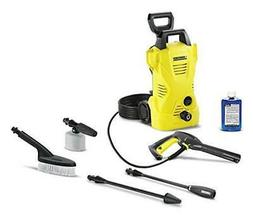 Karcher K2 Car Care Kit Electric Power Pressure Washer, 1600