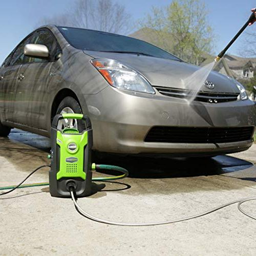 Greenworks 1600 Amp 1.2 Washer