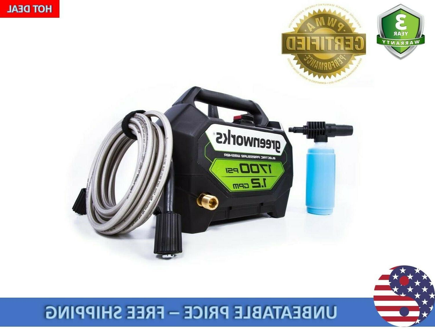 Greenworks 1.2-GPM Water GPW1704