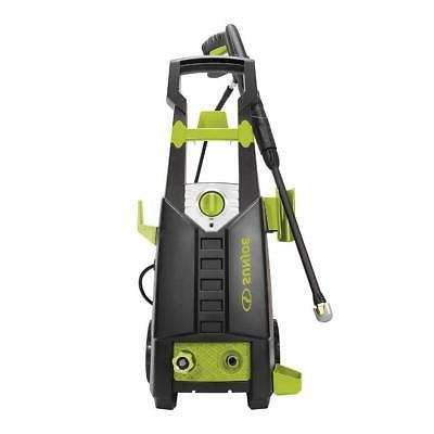 Sun GPM Electric Pressure Washer + Accessory Kit Connec