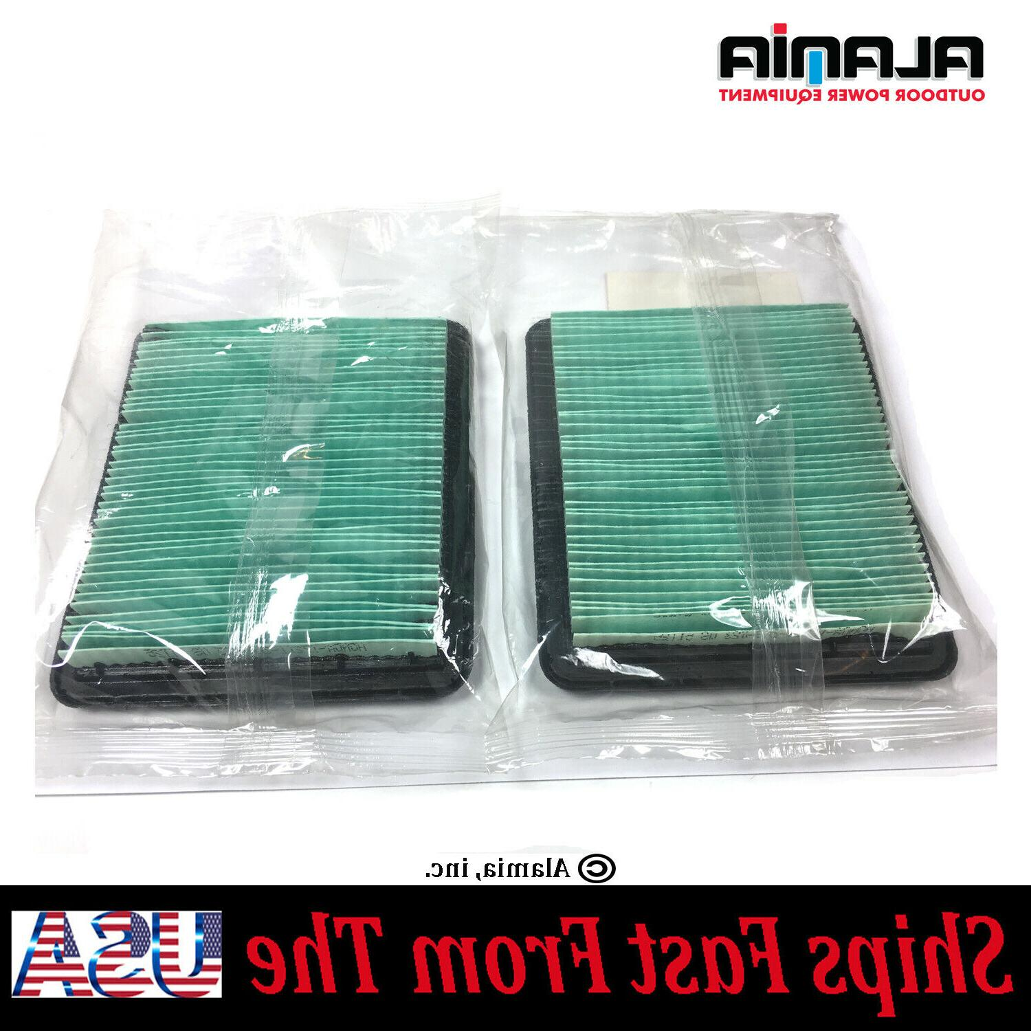 2 Genuine OEM Air 17211-ZL8-023 For HRR216, HRX217,