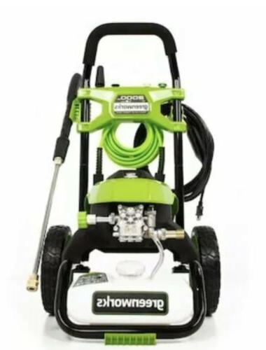 Greenworks PSI Pressure Powerful 13 Amp New Box
