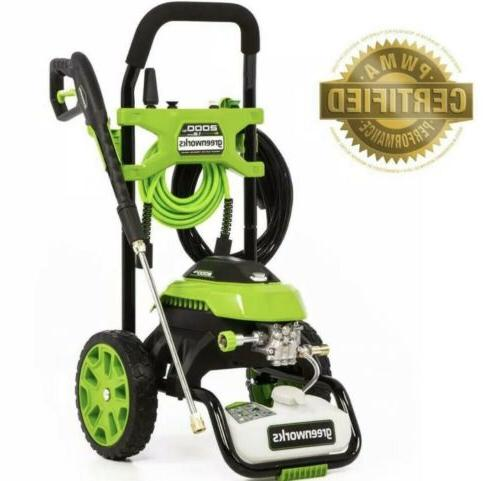 Greenworks Pressure Washer Powerful Amp - New In Box