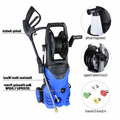 2030PSI Electric Pressure Washer High Power
