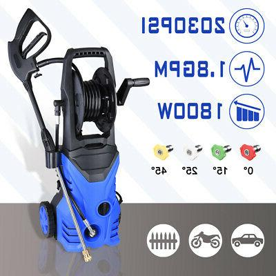 2030PSI Pressure Washer Jet Cleaner