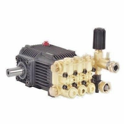 24mm solid shaft pressure power washer pump