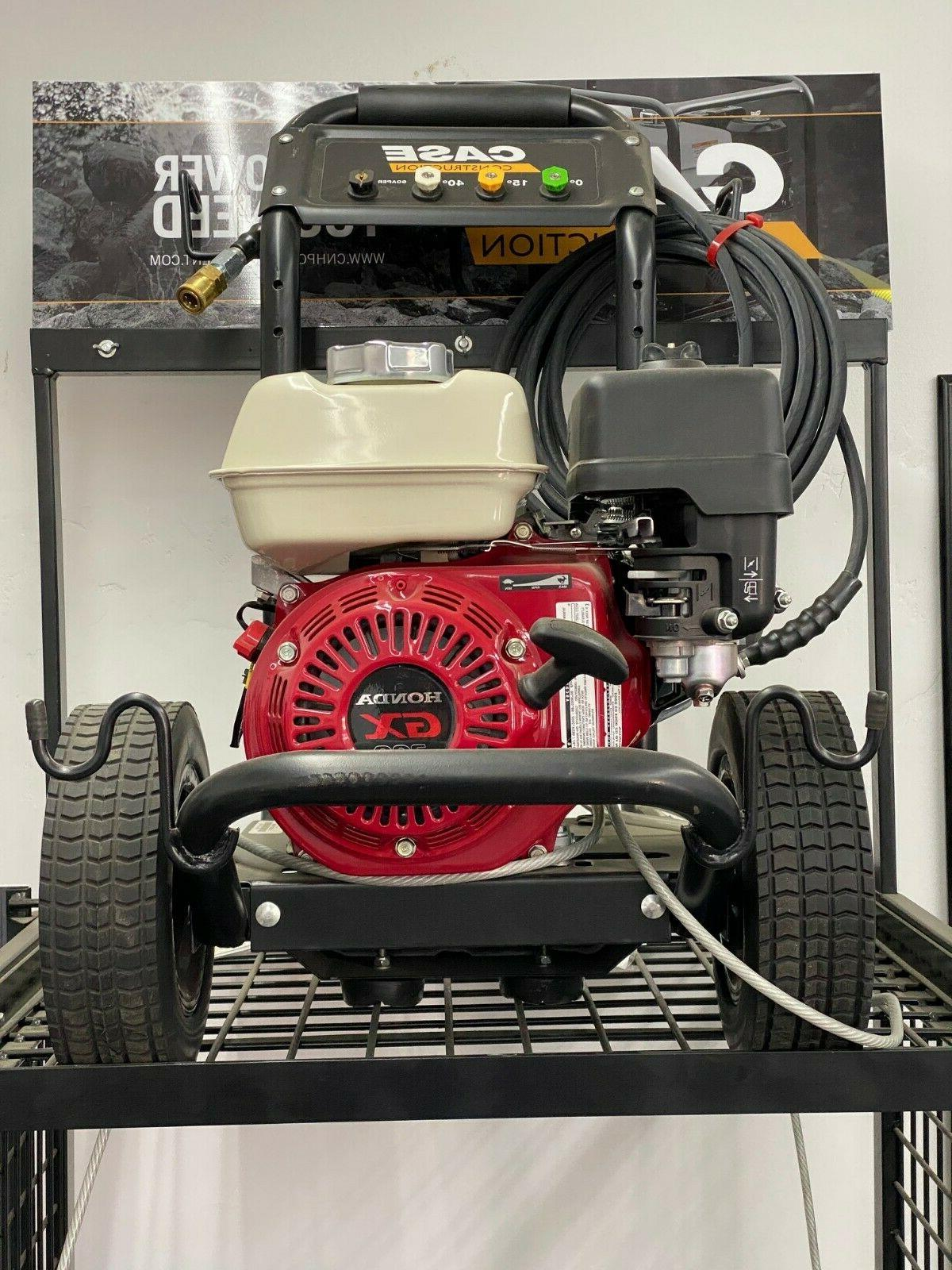 2500 psi commercial grade power washer w