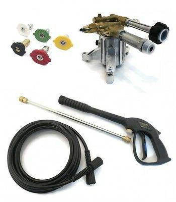 2800 psi universal ar power washer pump