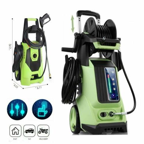 3000 3800psi electric pressure washer high power