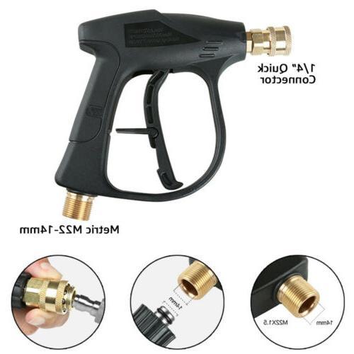 3000 PSI Pressure Washer Spray Gun Jet Power Washers