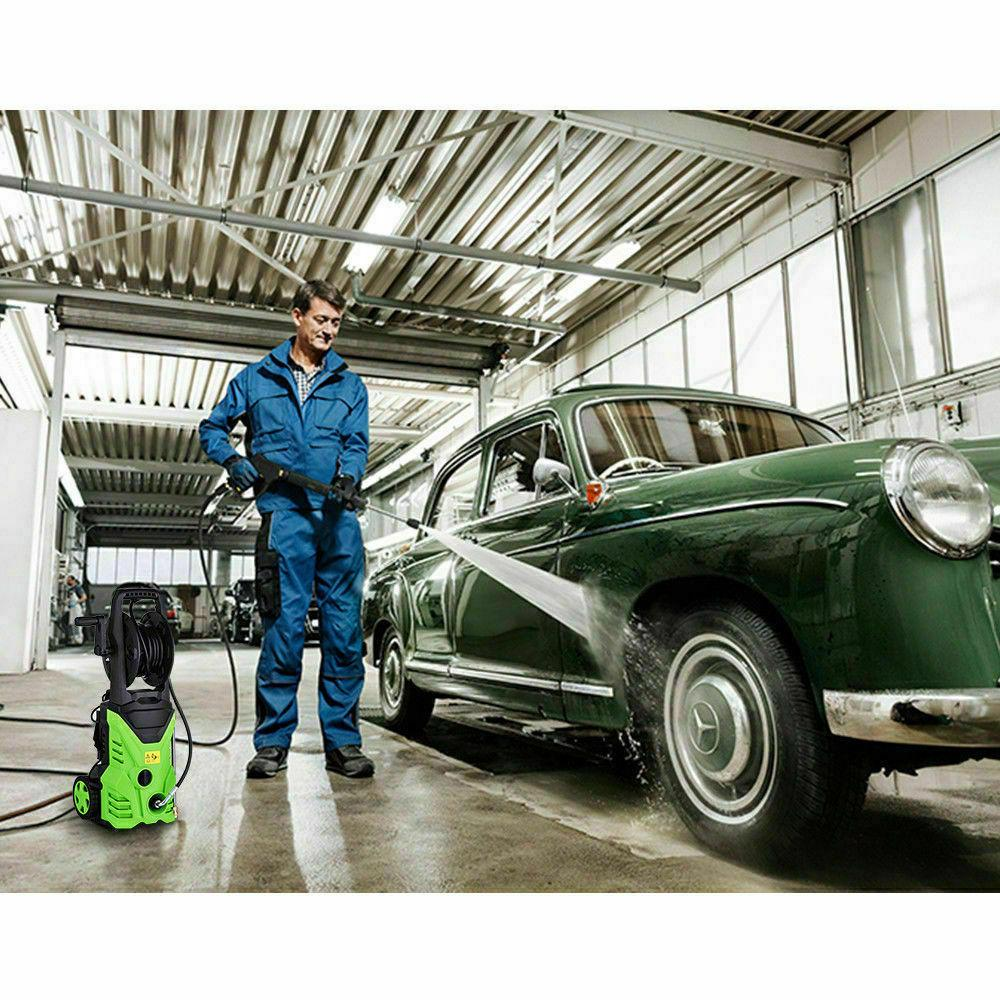 3000PSI 1.8GPM Electric High Pressure Jet Cleaner Kit.