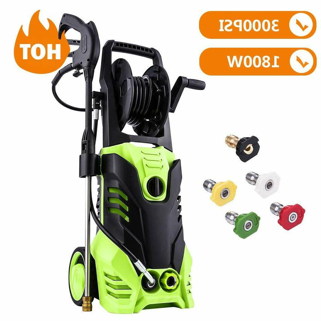 3000psi 2 4gpm electric pressure power washer