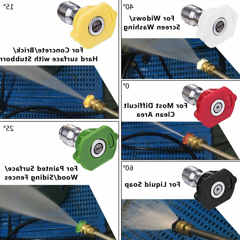 3000PSI Washer,1800W Power Washer