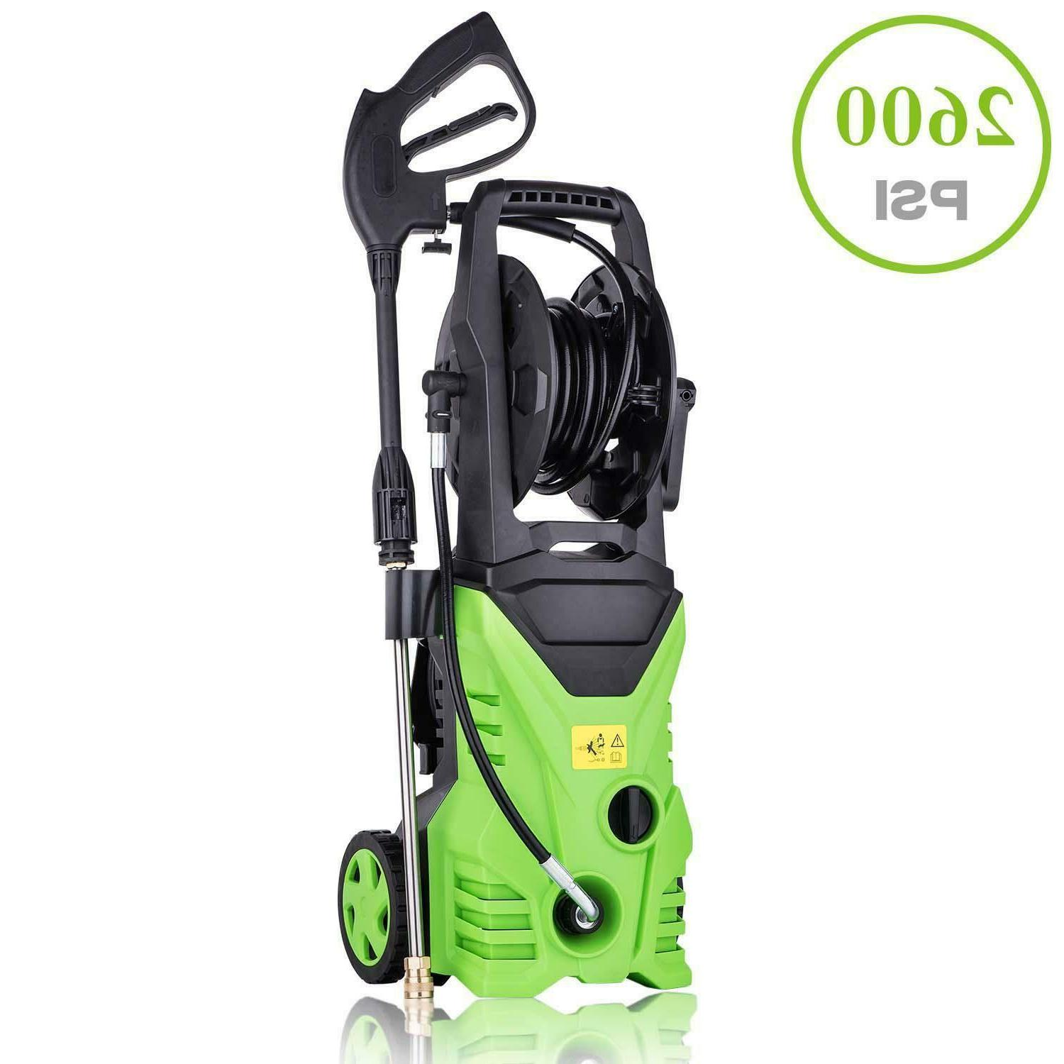 3000PSI Electric Pressure Power Washer,1.76GPM Pressure Washer