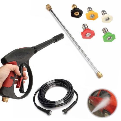 NEW Pressure Car Power Set Gun