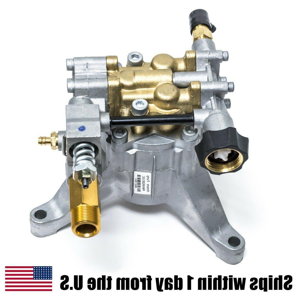 3100 PSI Pressure Washer Pump Simpson