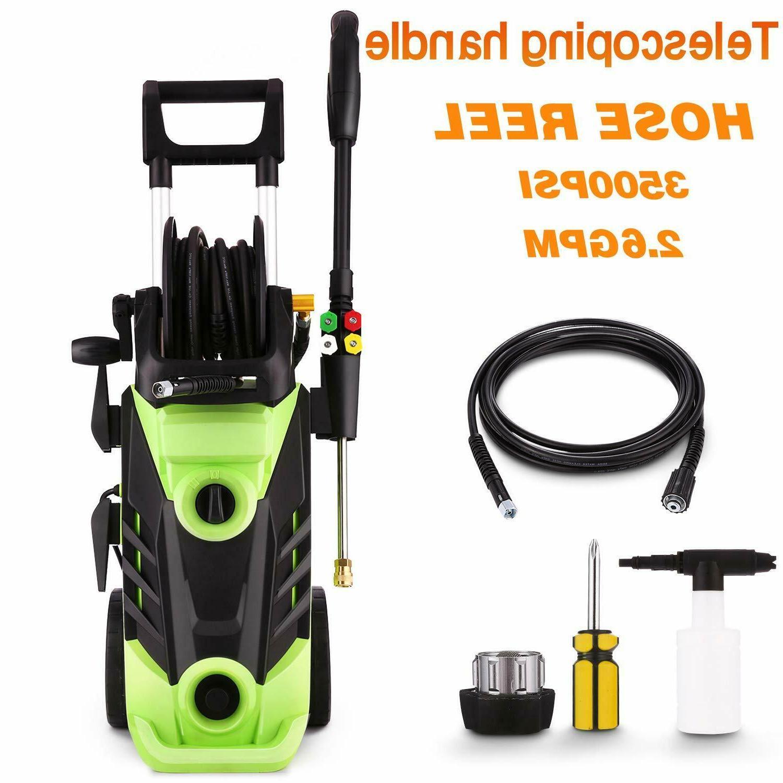 3500PSI Electric Pressure Detergent Tank Kit Y