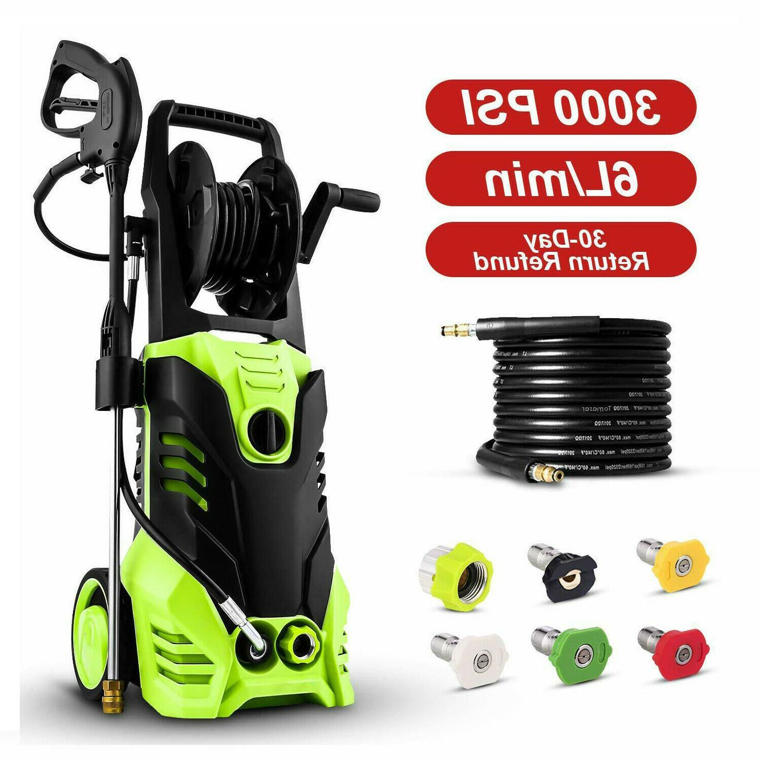 3500PSI 2.6GPM Pressure Washer Powerful Machine