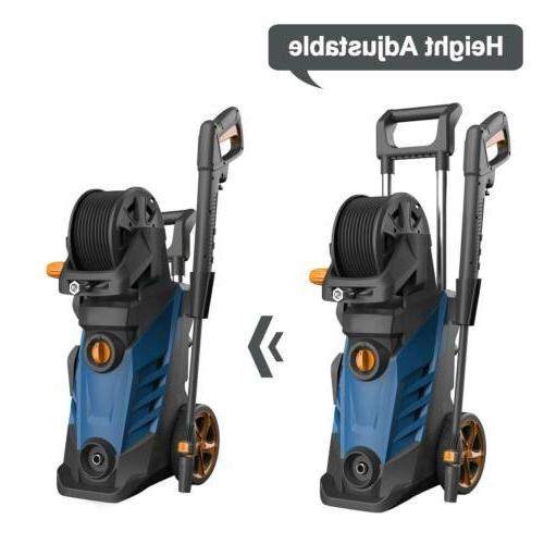 3800PSI Electric Pressure Washer Water