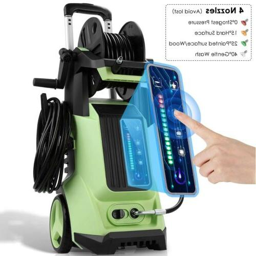 3800psi electric pressure washer touch screen 2