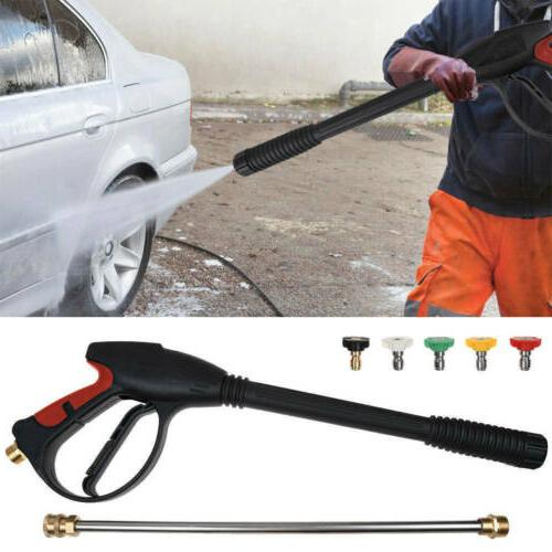 4000PSI High Pressure Power Wand Nozzle Hose
