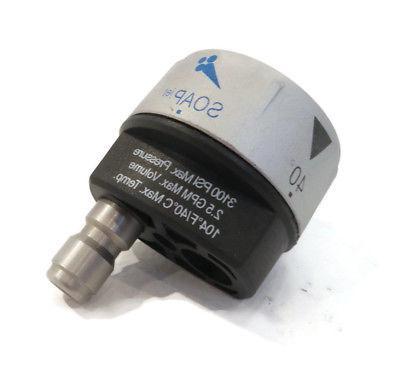 """5-in-1 NOZZLE 1/4"""" Quick RY80030 Power"""