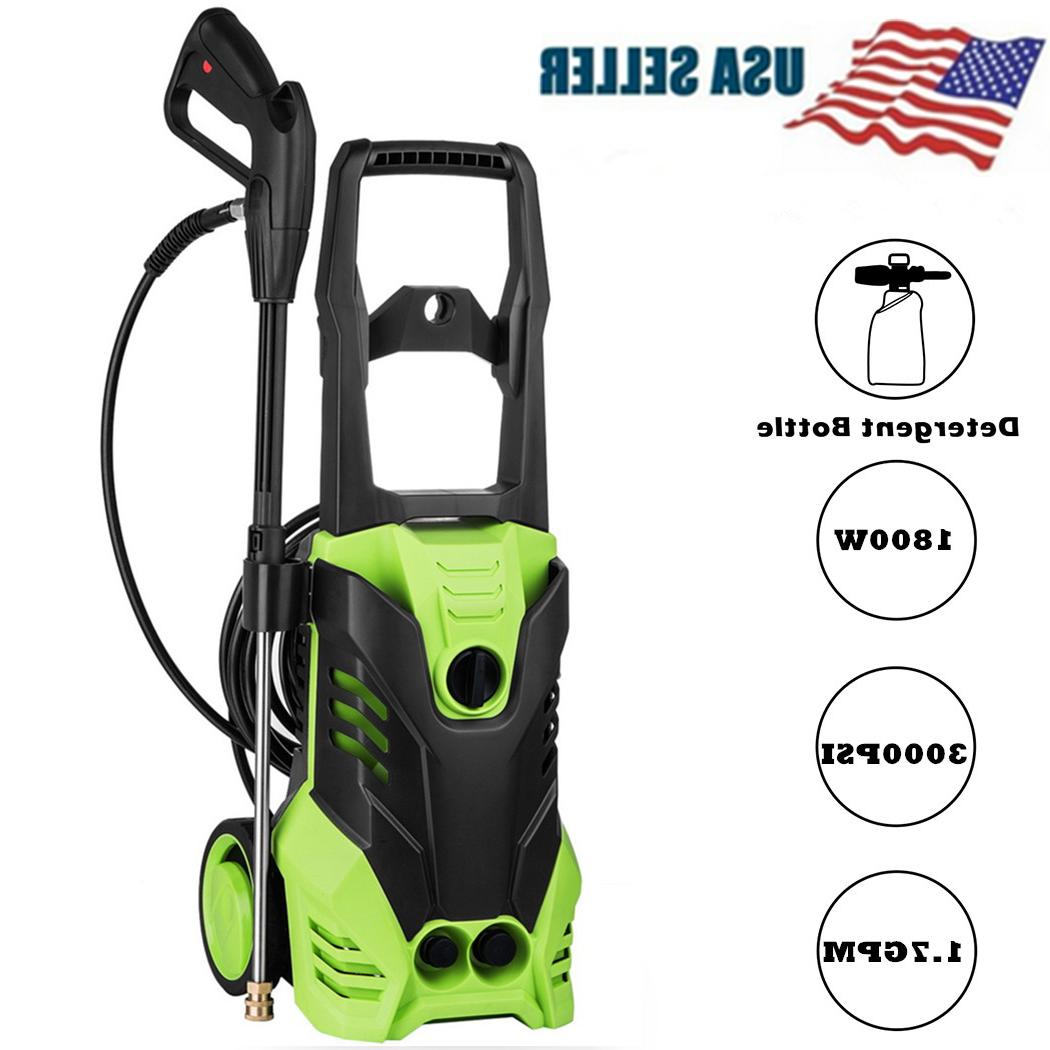 5 types 2000 3000psi electric high power