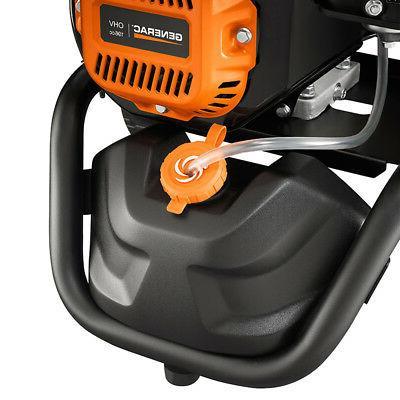 Generac 3100-Psi Residential Pressure Washer Powerdial Gun