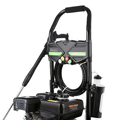 Homdox 3600PSI Gas Cold High Machine