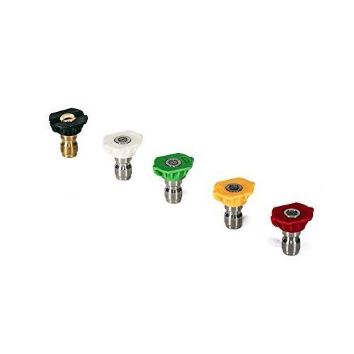 Greenworks 3300 PSI Universal Pressure Washer Spray Tip Atta