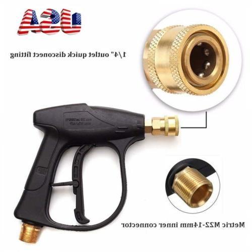 high pressure washer gun 3000 psi max